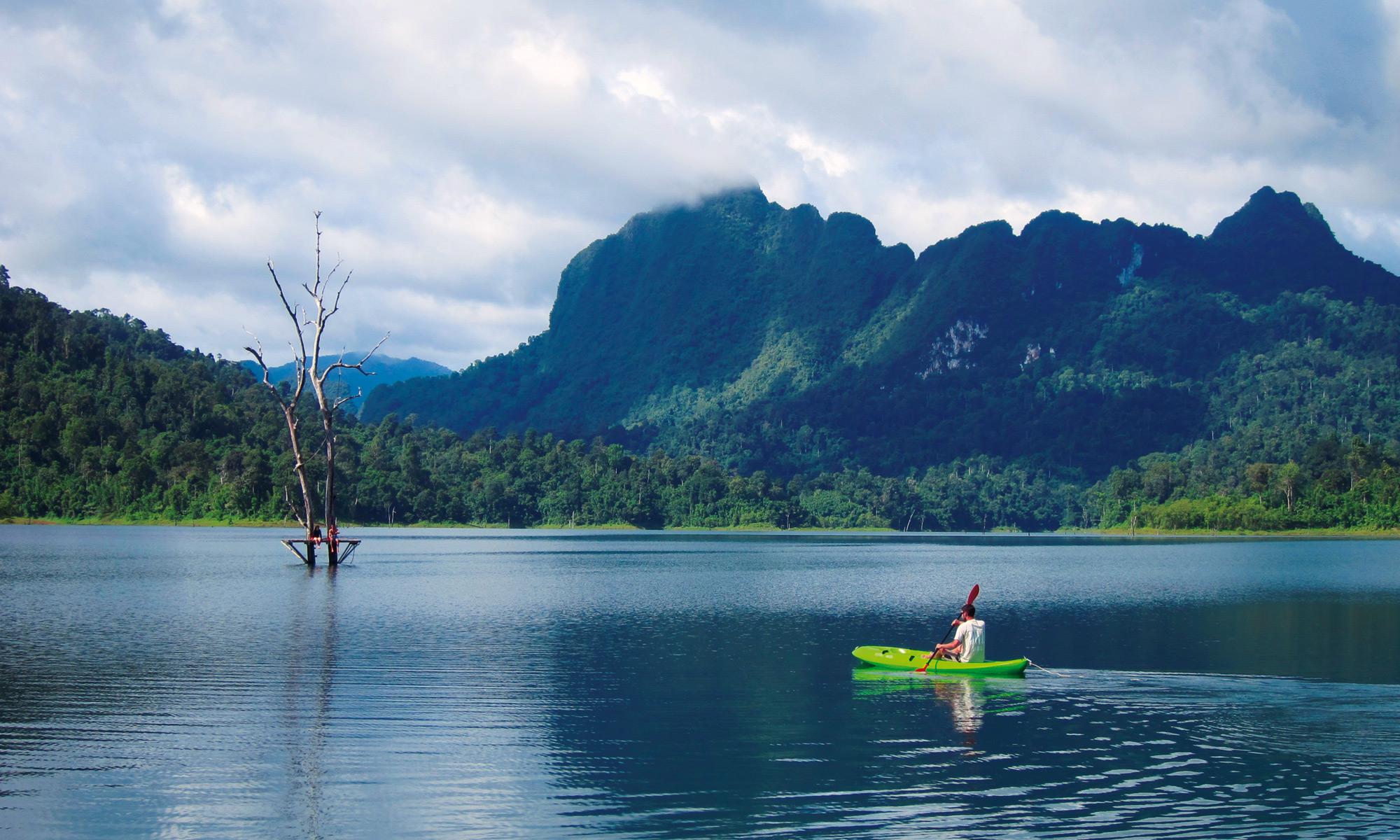 Khao Sok Lake Tour - Fantastische Natur