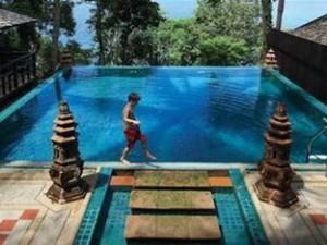 Schwimmbad Baan Krating Khao Lak Resort