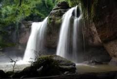 Wasserfall - Khao Lak - Besucht bei einer Elefantensafari Khao Lak