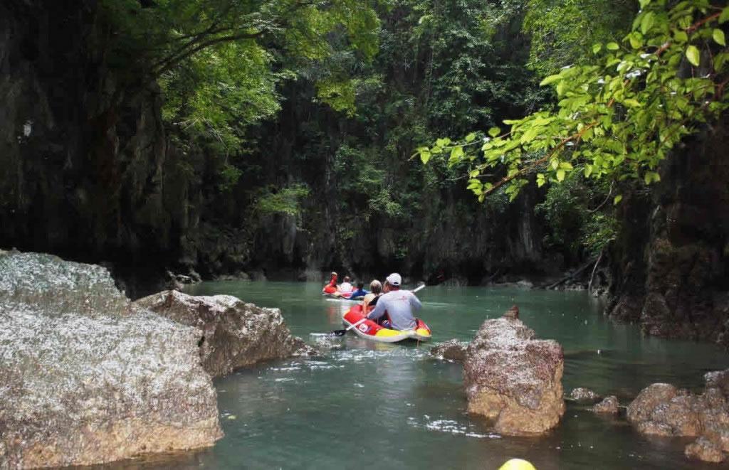 Sea Canoe Phang Nga - Hong