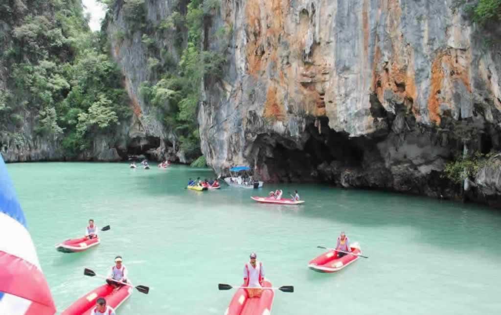 Sea Canoe Phang Nga - The fleet