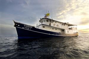 MV Giamani - Phi Phi Island Overnight Tours
