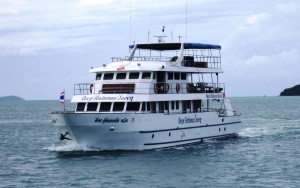 Tauchsafari nach Similan Islands mit Easy Day Khao Lak