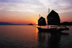 Phang Nga Sunset Cruise on June Bahtra - Sunset 2