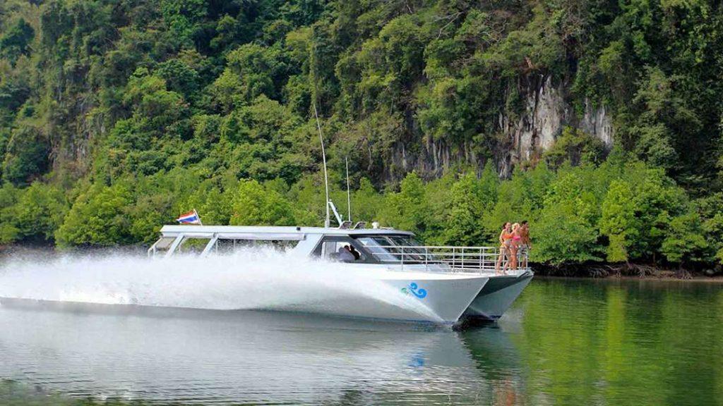Hong Island Tour - Fast Catamaran
