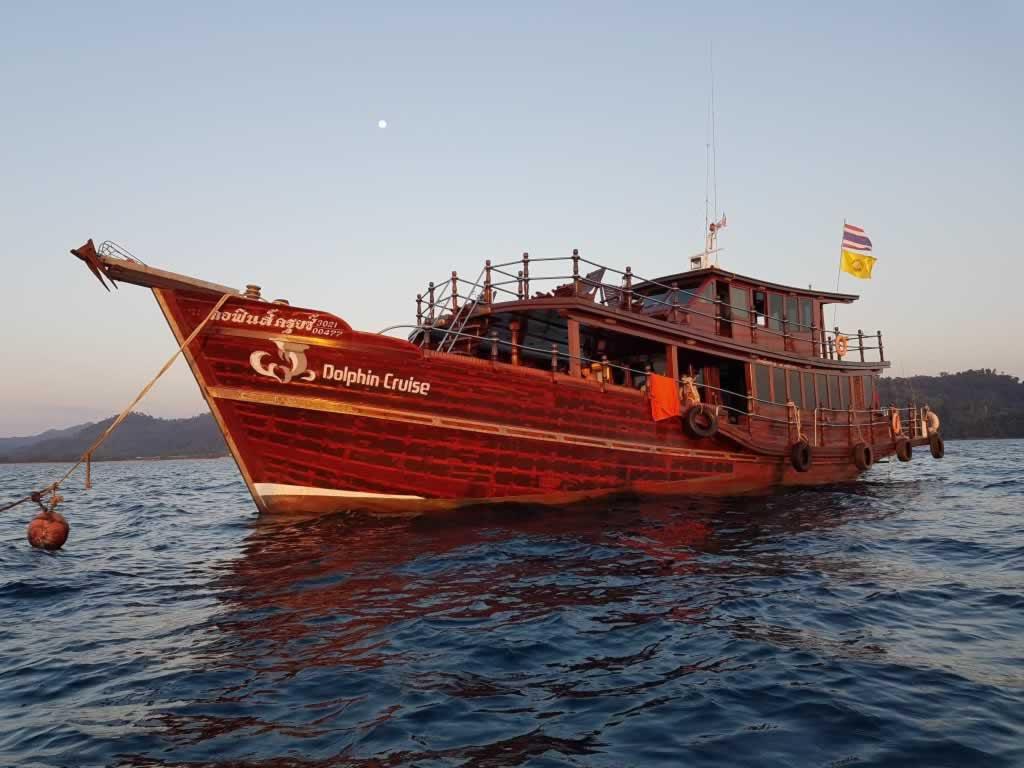 Sunset Cruise Khao Lak