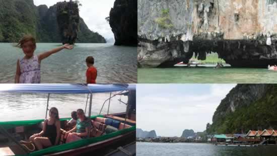 Phang Nga Bay - Khao Lak Tours